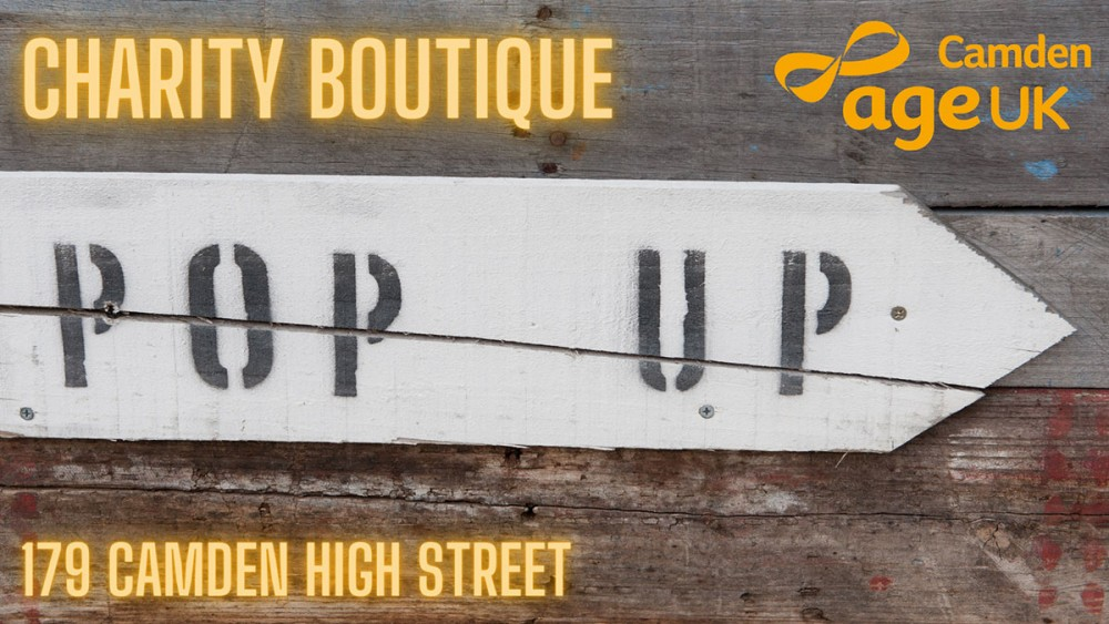 Charity Boutique