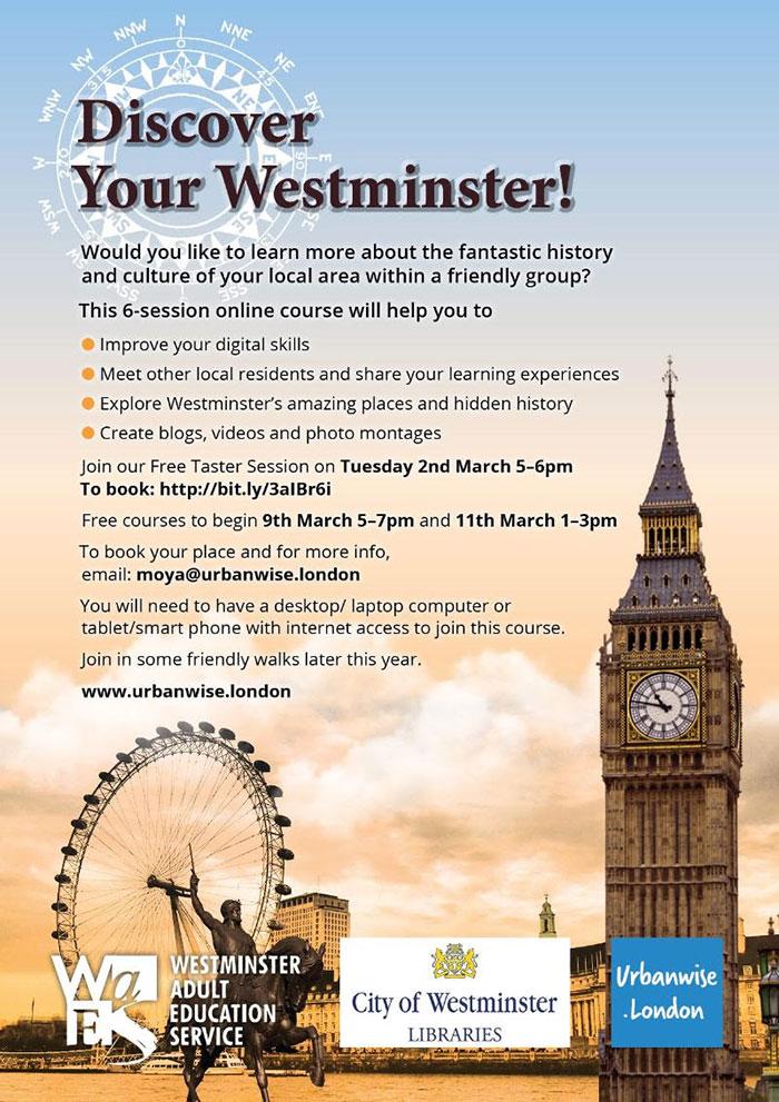 Discover Westminster