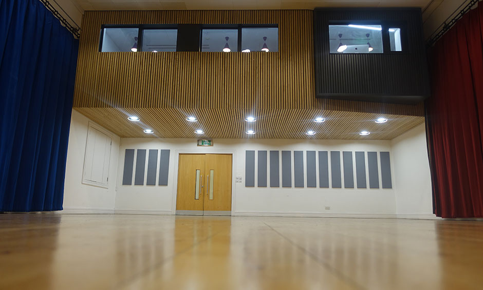 AV Suite at Dragon Hall Trust