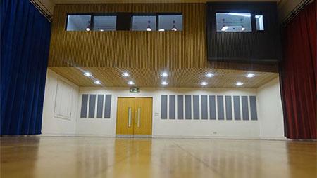 Dragon Hall Main Hall