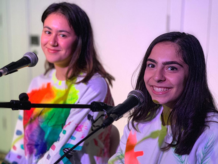 Young Performers at Soapbox Islington