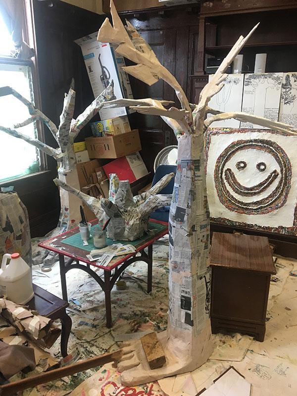 Art Work Tree