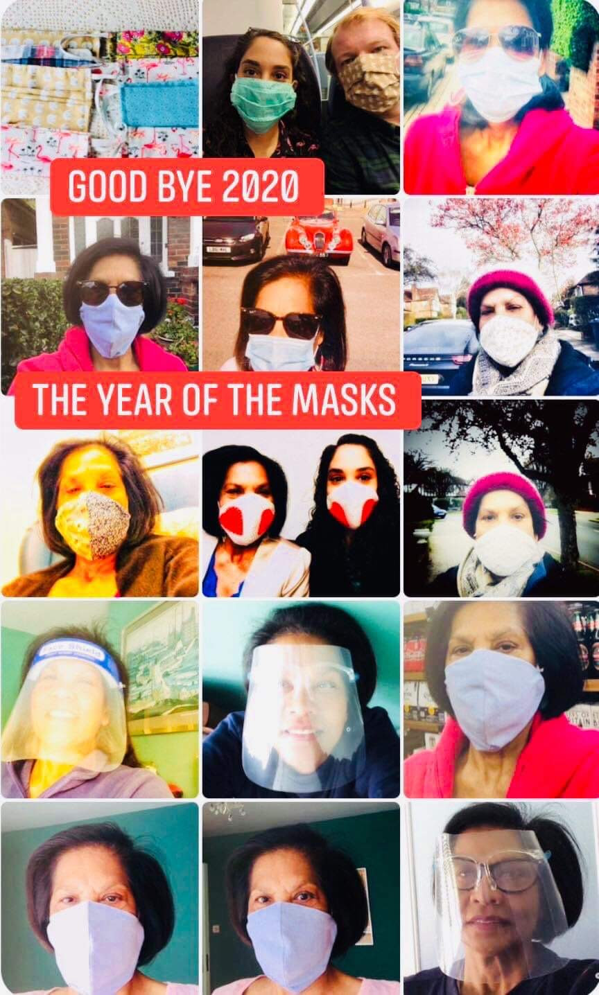 The Year of the Masks