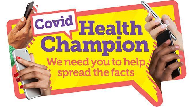 Covid health Champion