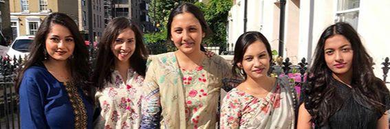 A virtual event for London's Bangladeshi community