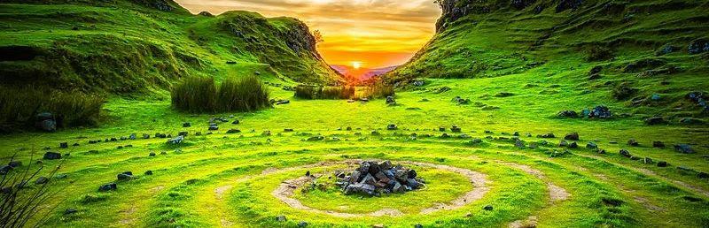 The wisdom of the Celtic Calendar