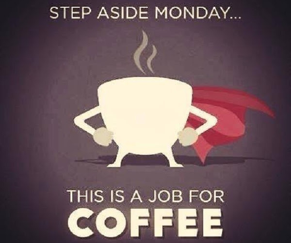This is a job for Coffee!