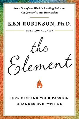 The Element book cover