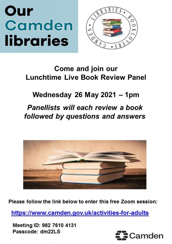 Our Camden Libraries