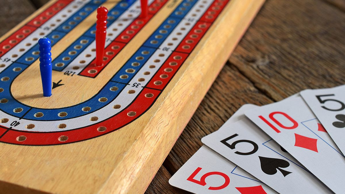 Anyone for Cribbage