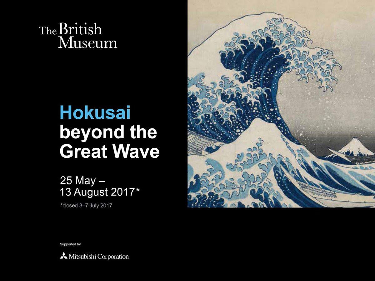 Drawings by Katsushika Hokusai