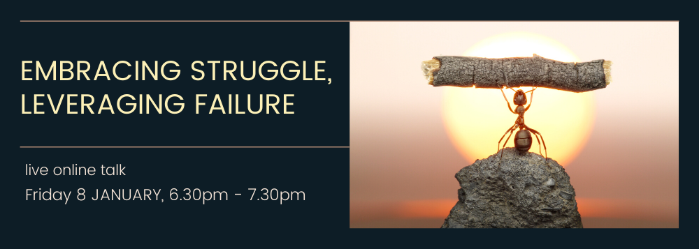 Embracing Struggle
